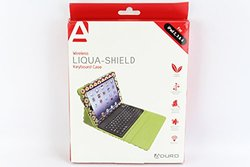 A-Duro Wireless Liqua-Sheild Keyboard Case iPad 2, 3, 4- AIP3-SSPCIR-KCS
