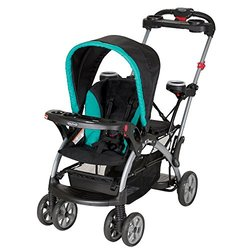 Baby Trend Sit 'N Stand Ultra Single Stroller, Tropic