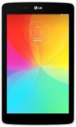 """LG G Pad 7"""" 8GB Wi-Fi Tablet - White (LGV400.AUSAWH)"""