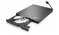 Lenovo USB UltraSlim DVD Burner - Black (4XA0E97775)