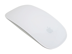 Apple A1296 Magic Bluetooth Mouse - White (MB829LL/A)