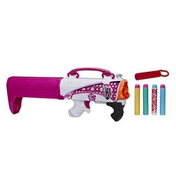 NERF Rebelle Secret Shot Blaster - Pink