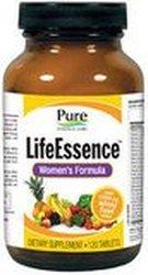 Pure Essence Labs - LifeEssence Women's Formula - 120 Tablets
