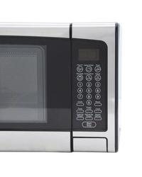 Danby DMW111KPSSDD 1.1 cu. ft. Stainless Steel Countertop Microwave