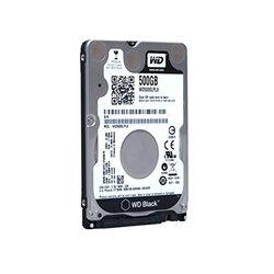 Western Digital 500GB Internal Hard Disk Drive Black (WD5000LPLX) 755633