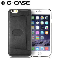 G-Case Percy Card Holder Case for iPhone 6 - Black