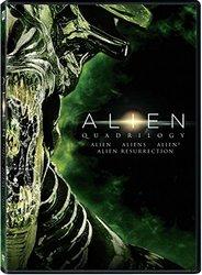 20th Century Fox Home Entertainment Alien Quadrilogy Remastered - DVD 756517