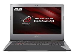"Asus 17.3"" Gaming Laptop i7 2.6GHz 16GB 1TB Windows 10 (G752VL-DH71)"