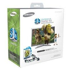 Samsung SSG-P2100S Shrek 3D Starter Kit White 31209