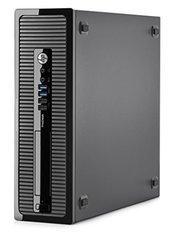 HP ProDesk Desktop Computer i3 3.60GHz 4GB 500GB Windows 8.1 (K1L02UT#ABA)