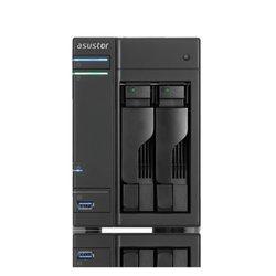 ASUSTOR AS-202T 2-Bay NAS Personal Cloud Storage