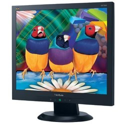 "ViewSonic 17"" LED Monitor (VA705-LED) black"