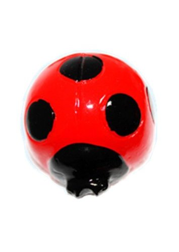 E Joy Solar Ladybug Garden String Lights 4 Pieces 2PK (Red)