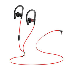 Beats by Dre Powerbeats2 In-Ear Headphones - Black/Red