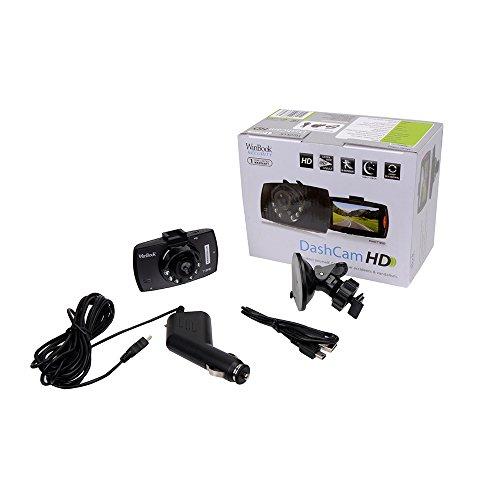 WinBook T18HD HD Security Dash Camera