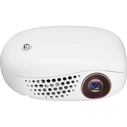 LG LED DLP Minibeam Projector (PV150G)