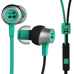 Zipbuds: Slide Tangle-free Earbuds - Black Sea