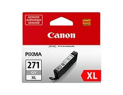 Canon 0340C001 (CLI-271XL) High-Yield Ink gamut