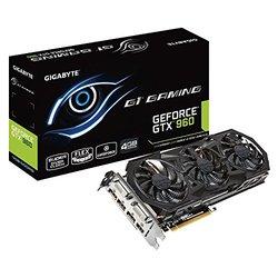 Gigabyte GeForce GTX 960 GAMING 4GB 128-Bit GDDR5 Graphics Card