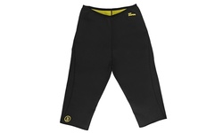 Hot Shapers Weight-Loss Activewear Capri Pants - Size: Small