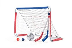 Step2 3-in-1 Pitchback, Soccer & Hockey Goal