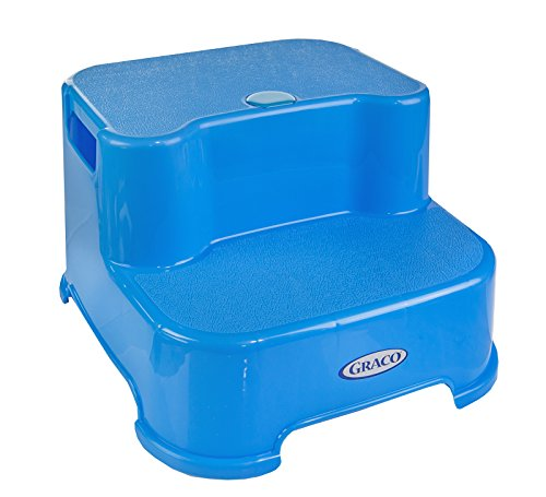 Outstanding Graco 2 Tier Transition Step Stool Blue Check Back Soon Gmtry Best Dining Table And Chair Ideas Images Gmtryco