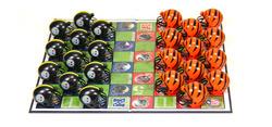Rico Cincinnati Bengals Checkers Checker Set (CHK3202)