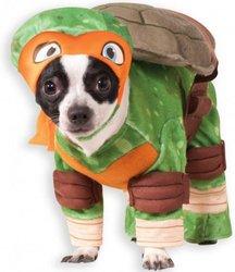 Teenage Mutant Ninja Turtles Rubies Pet Costume - Green - Large 777732
