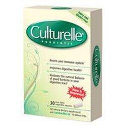 Culturelle Probiotic With Lactobacillus - 30 Capsules