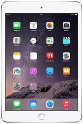 """Apple iPad Mini 3 7.9"""" Tablet 64GB Wi-Fi + Verizon 4G - Silver (MGK22LL/A)"""