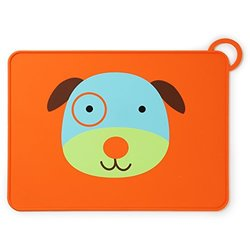 Skip Hop Zoo Fold & Go Placemat - Darby Dog