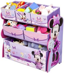 Delta Minnie Mouse Toy Organizer TB84848MN