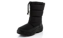 Snow Tec Women's Frost-3 Snow Boots - Black - Size: 9