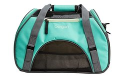 Bergan Comfort Carrier, Small, Bermuda Turquoise