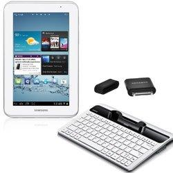 """Samsung Galaxy Tab 2 7"""" 8GB Student Edition - White (F-GT-P3113ZWYX)"""