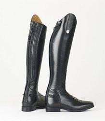 Mountain Horse Women's Venezia Field Boot - Black - Size: 9.5 US