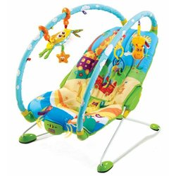 Tiny Love Adjustable Entertainment Gymini Bouncer - Blue