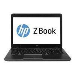 "HP ZBook 14"" Laptop i7 2.1GHz 8GB 750GB Windows 7 - Graphite (F2S01UA#ABA)"