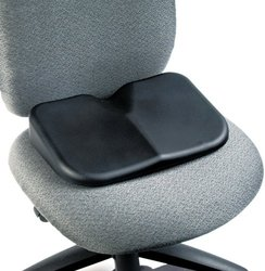 Safco Softspot Seat Cushion - Black (7152BL)