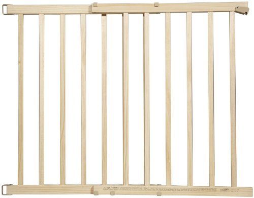 Evenflo Top Of Stair Extra Tall Gate Natural 1050500