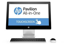 "HP Pavilion 23"" All-in-One Desktop 2.20GHz 4GB 1TB Windows 10 (23-q110)"