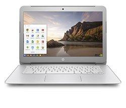 """HP Chromebook 14"""" 2.16GHz 2GB 16GB - Silver (14-ak010nr)"""