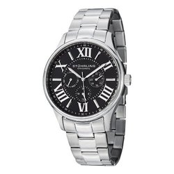 Stuhrling Original Original: Multifunction Dress Watch GP14530 Black/Silver