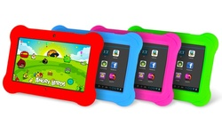 "Orbo Jr 7"" Kids Tablet 4GB Android 4 - Green (OBJR2015)"