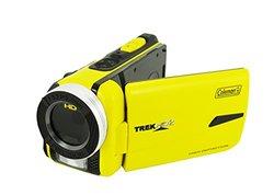 Coleman Trek HD2 1080p Underwater Video Camcorder - Yellow (CVW20HD-Y)