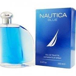 Eau de Toilette for Men: Nautica Blue/ 3.4 oz