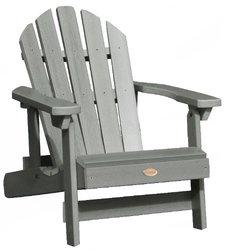 ... Highwood USA Folding u0026 Reclining Child Adirondack Chair with Cushion ...  sc 1 st  Blinq & Highwood USA Folding u0026 Reclining Child Adirondack Chair with Cushion ...