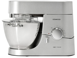 Kenwood Appliances 87359122 Chef Silver 4.75 Qt. Stand Mixer
