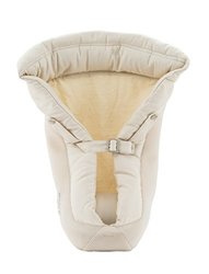 Ergobaby Breathable Cool Mesh Infant Carriers Insert - Natural