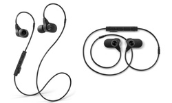 Photive G1 Sweat-Proof Wireless Bluetooth Earbuds